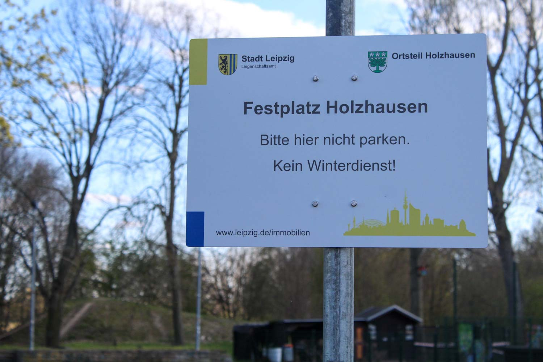 Volksfest Holzhausen: Ausschreibung